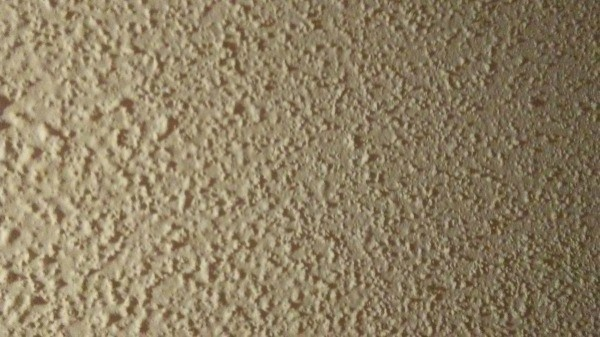 How To Clean a Popcorn Ceiling - clean