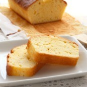 Sliced Pound Cake