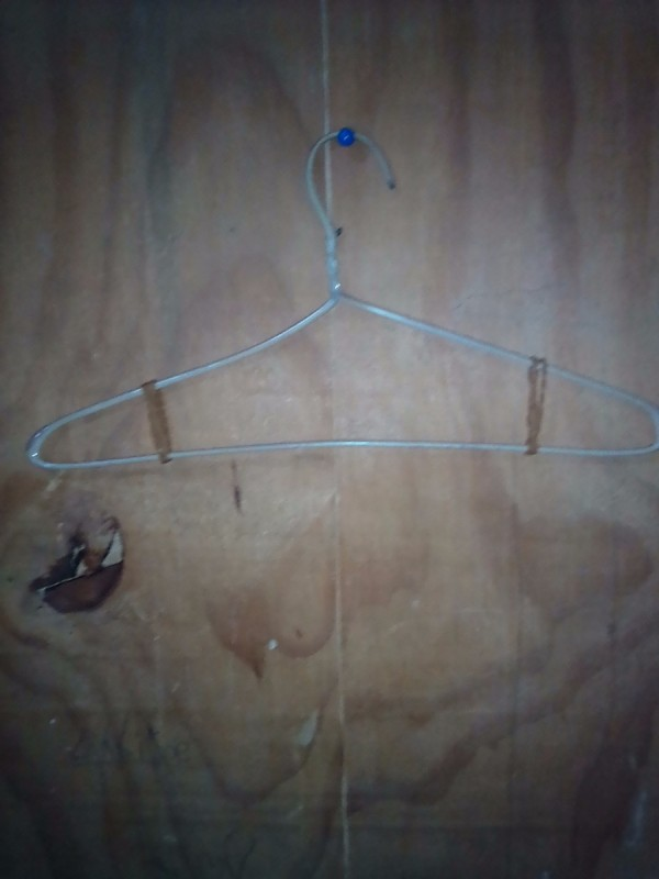 Use Rubber Bands To Keep Clothing On Hangars Thriftyfun