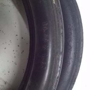 Replacement Tire for Zephyr Reel Mower