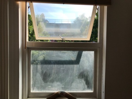 Cleaning Residue on Windows - smudgy windows
