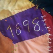 Value of 1898 Quilt Top  - date
