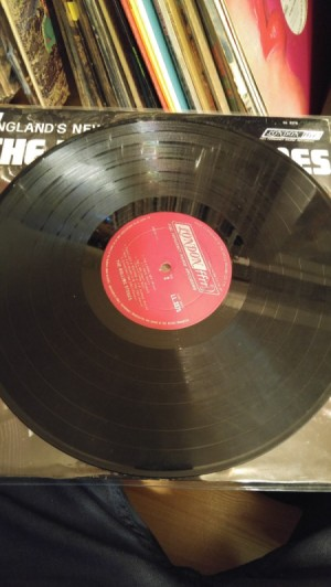 Value of Rolling Stones Record - vinyl record