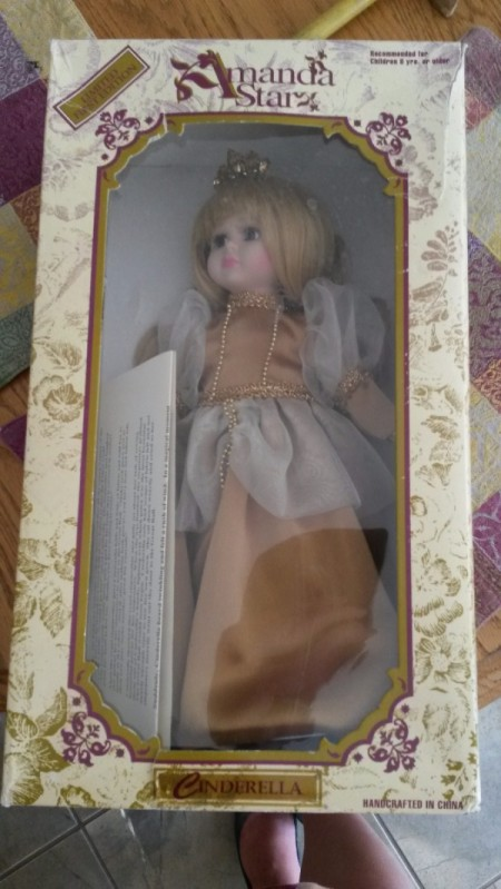 Value of Amanda Star Cinderella Doll