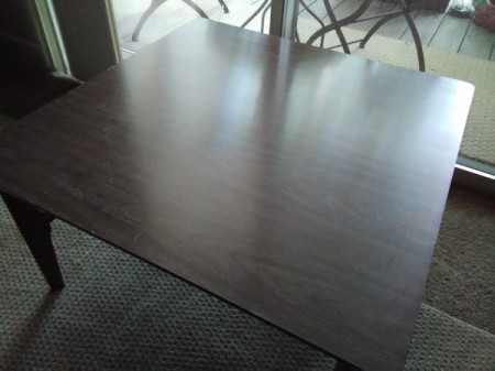 Value of a Mersman 8182 Coffee Table