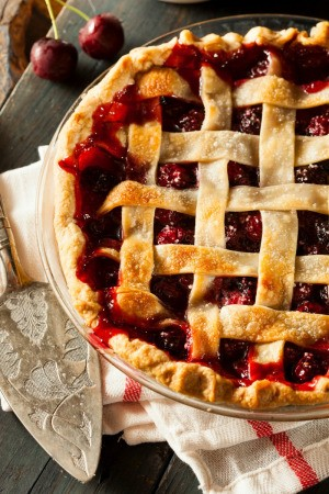 Cherry Berry Pie