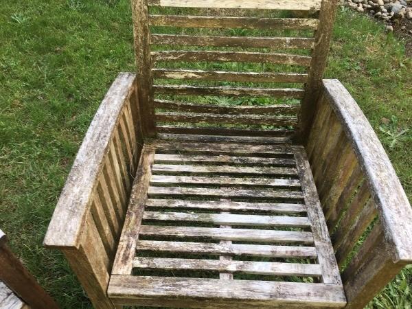Refinishing Teak Outdoor Furniture
