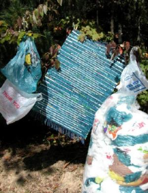 RE: Reuse Plastic Grocery Bags
