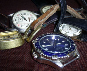 Reusing Broken or Old Watches
