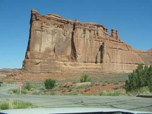 Road Somewhere In Utah