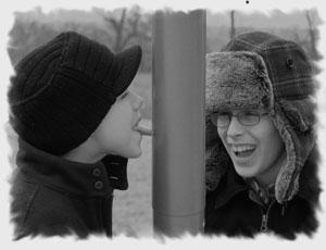 """A Christmas Story"" Photo Card"