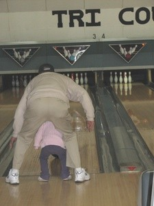 Try A Bowling Birthday Party