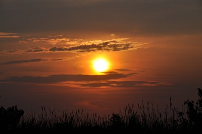 Scenery: Sunset (Tobay Beach, Long Island, NY)