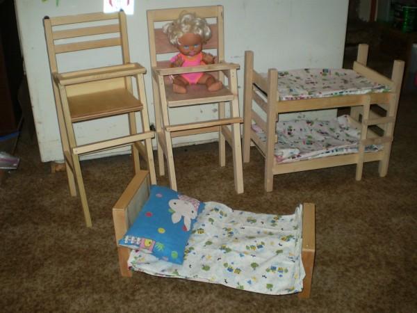 make doll furniture from scrap wood diy barbie dollhouse furniture85 diy