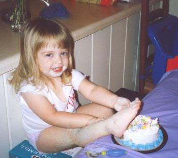 Fabulous Eating Birthday Cake Thriftyfun Funny Birthday Cards Online Chimdamsfinfo