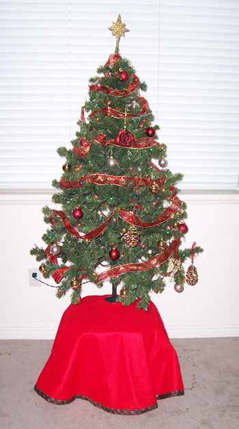 Solution to Kitty Problem with Tree