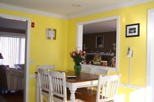 Paint Color Advice for a White and Gray Kitchen