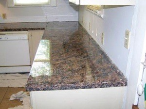Painting Laminate Countertops