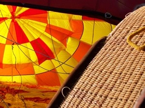 Scenery: Hot Air Balloons (Colorado Springs)
