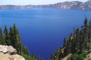 Scenery: Crater Lake, Oregon