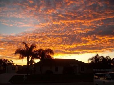 Scenery: Sunsets (St. Lucie, FL)