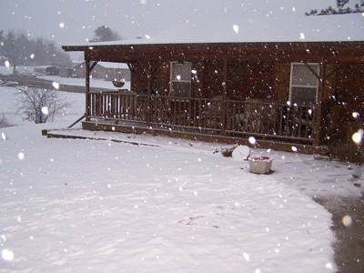 Scenery: Snow (Mississippi)