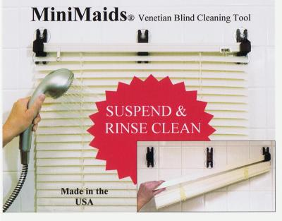 RE: Cleaning Dusty Mini Blinds