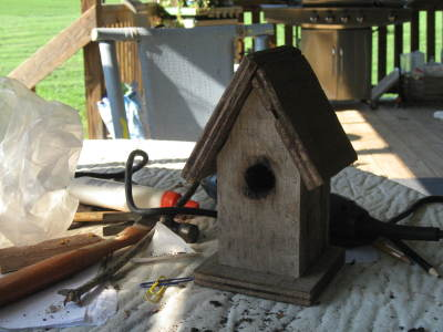 Crafts using old barn wood thriftyfun for Making craft projects from old barn wood
