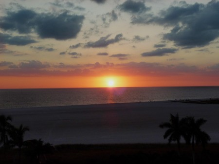 Sunset Marco Island, FL
