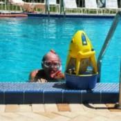 Underwater Man