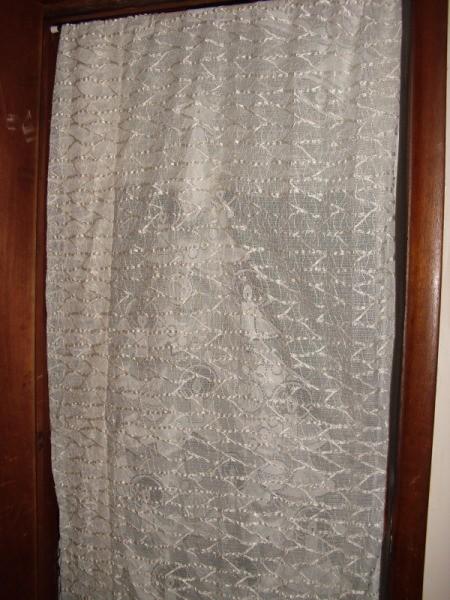 Photo of a Screen Door Drape