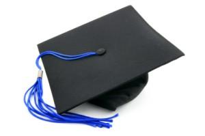 Graduation cat/Mortarboard