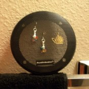 Photo of Speaker Cover for Earrings
