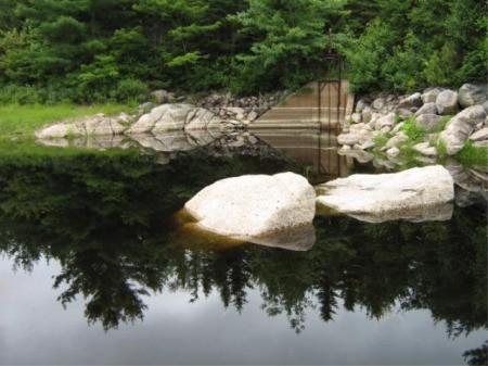 Photo of South River Lake in  Nova Scotia