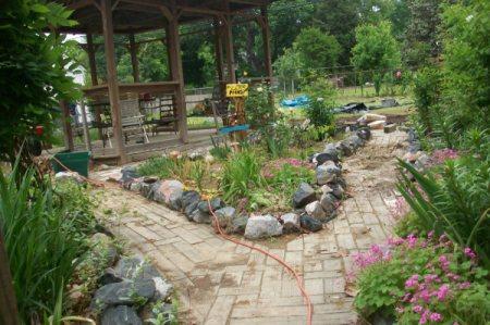 My Backyard Path