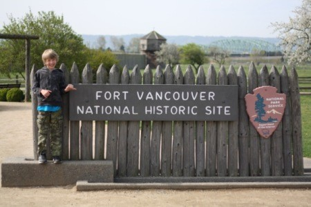 Ft. Vancouver