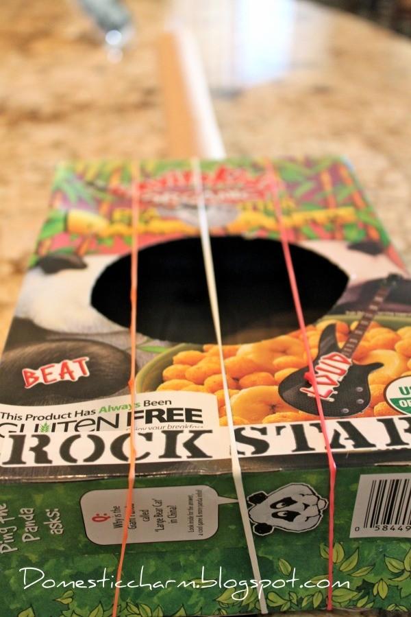 Box Guitar Strings