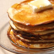 photo of oatmeal pancakes