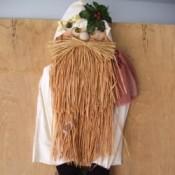 Santa with Rafita Beard