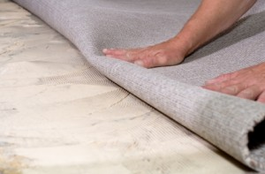Saving Money on Carpet, Installing Carpet