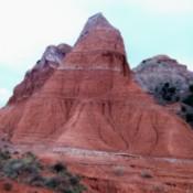 Scenery: Palo Duro Canyon (Texas)