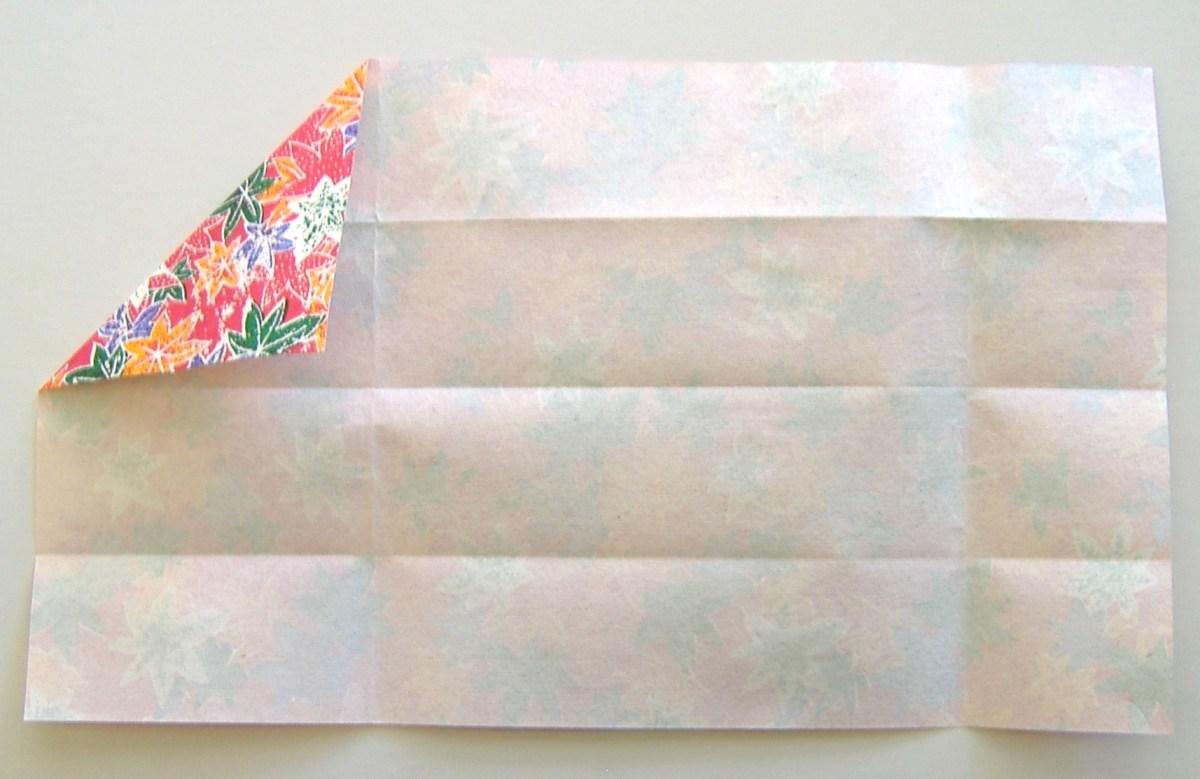 Origami Chopstick Wrapper Bird   779x1200
