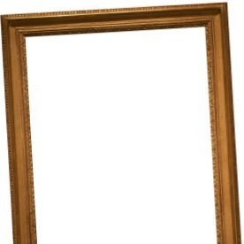 Large picture frame.