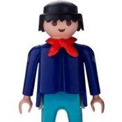 Civil War Playmobil character.
