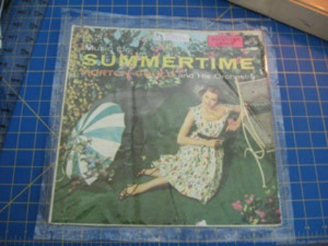 Record Cover Craft 2