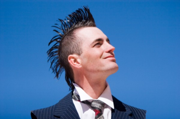 How To Recall An Email >> Spiking a Mohawk   ThriftyFun