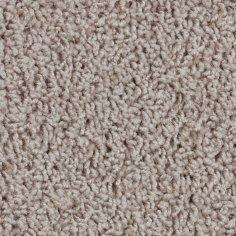 Upclose photo of beige carpet.