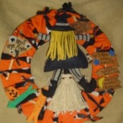 Witch Way To Go Wreath