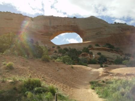 Wilson Arch Moab, UT