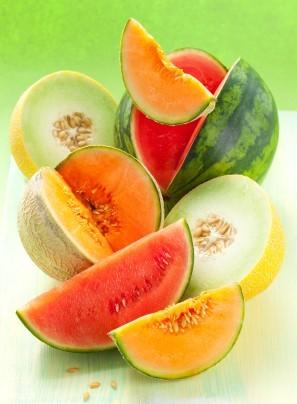 Freezing Melons (Cantaloupe, Crenshaw, Honeydew, And ...